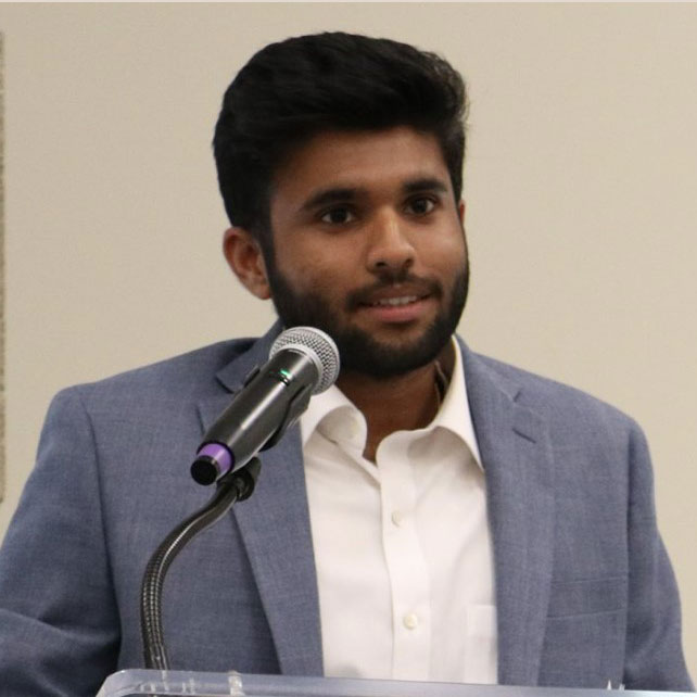 Global Detroit's 2019 Young Professional: Arjun Venugopal