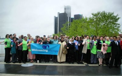 Welcoming Michigan Finds New Home at Global Detroit